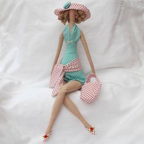 Как сделать куклу в домашних условиях