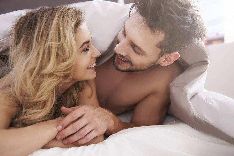 как вернуть страсть с женой в постели