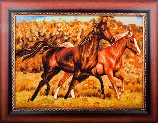 Фен шуй лошадь