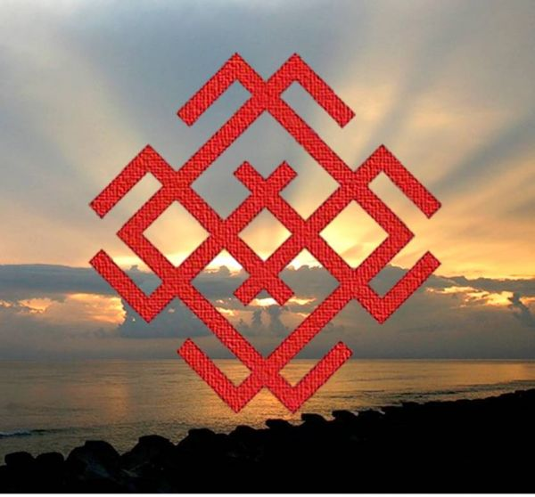 Символ белобога