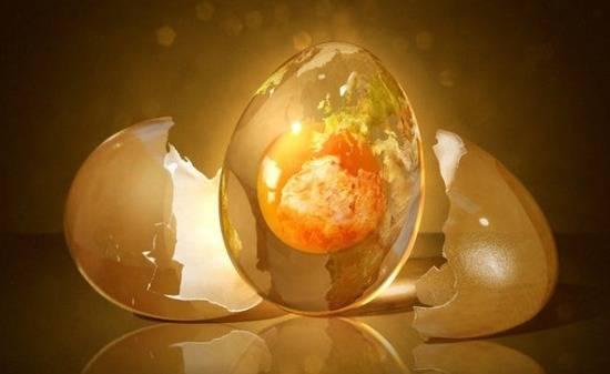 действие яйца