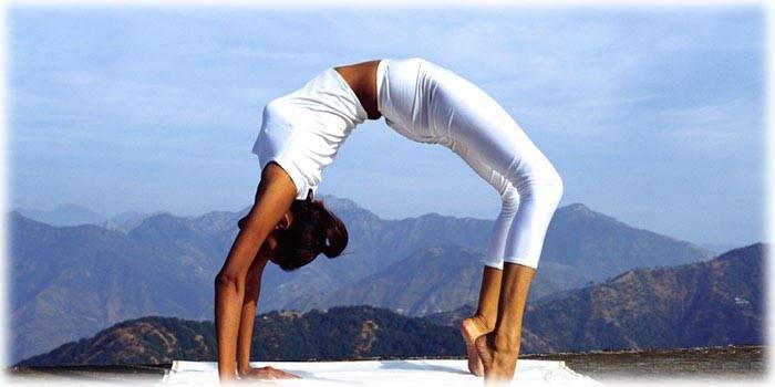 Хатха йога асаны с описанием