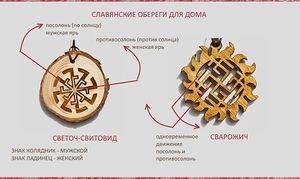 Языческие обереги древних славян