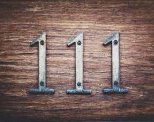 111 значение