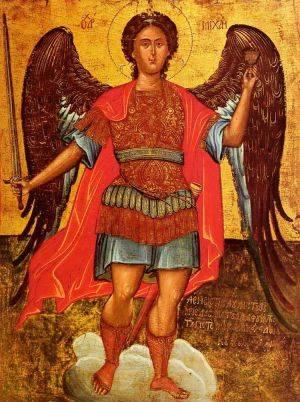 Молитва архангела михаила сильнейшая защита