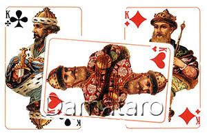 Погадать на игральных картах онлайн
