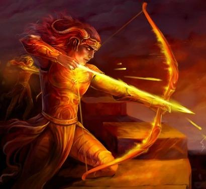 Знаки огня по гороскопу