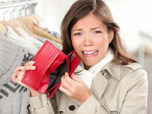 Молитва при финансовых трудностях
